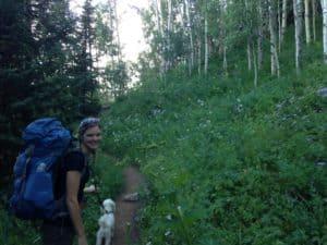 Stephanie Hiking