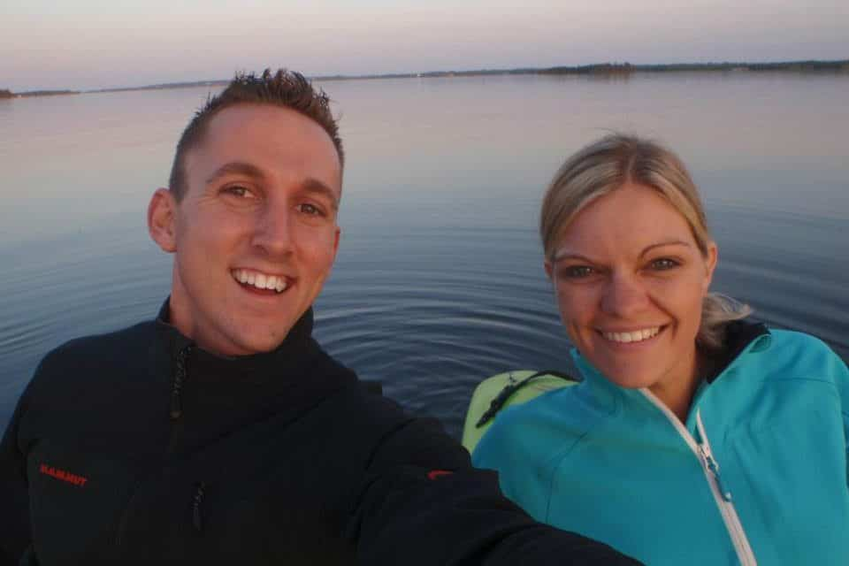 Nate and Steph – Adventure in a BackPack