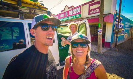 Experience Surfing in Baja California