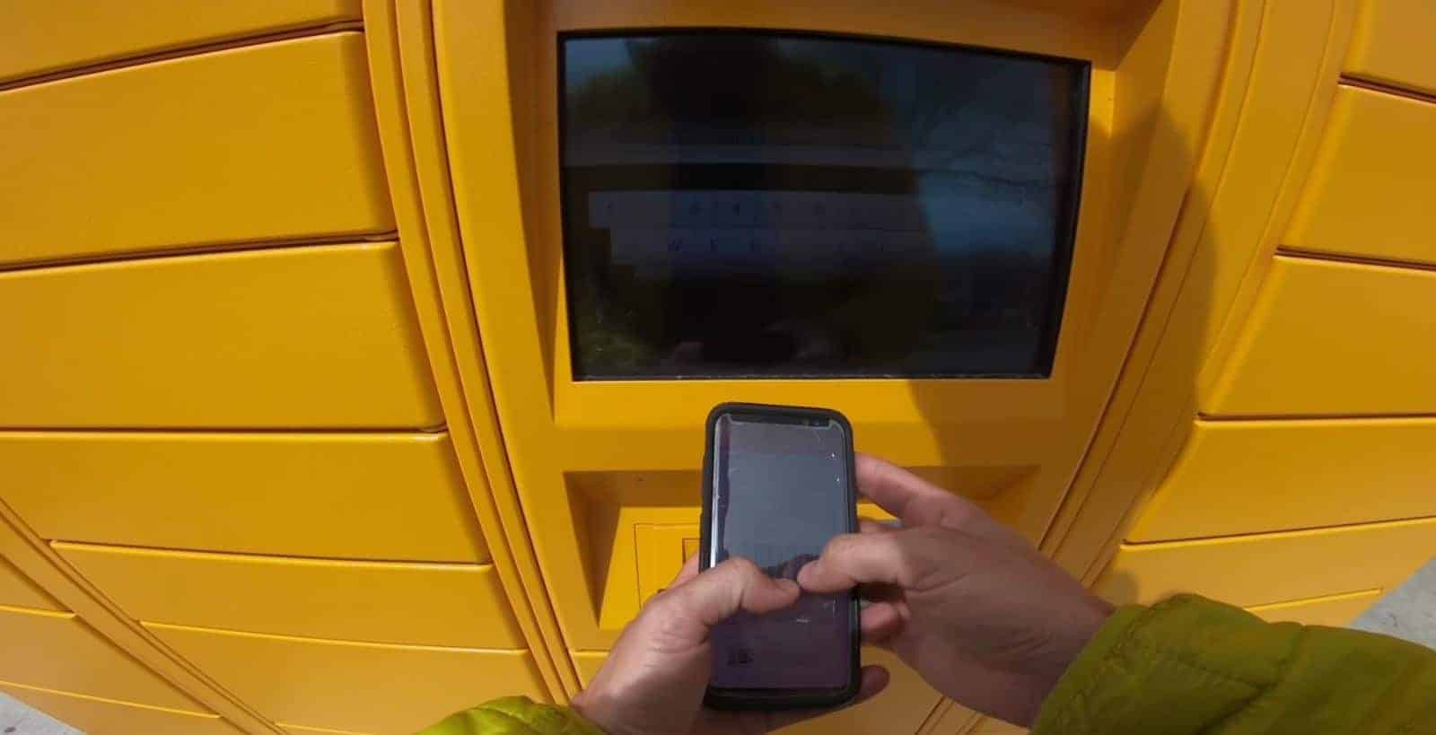 Amazon Locker - How to Get Mail While Traveling Full Time