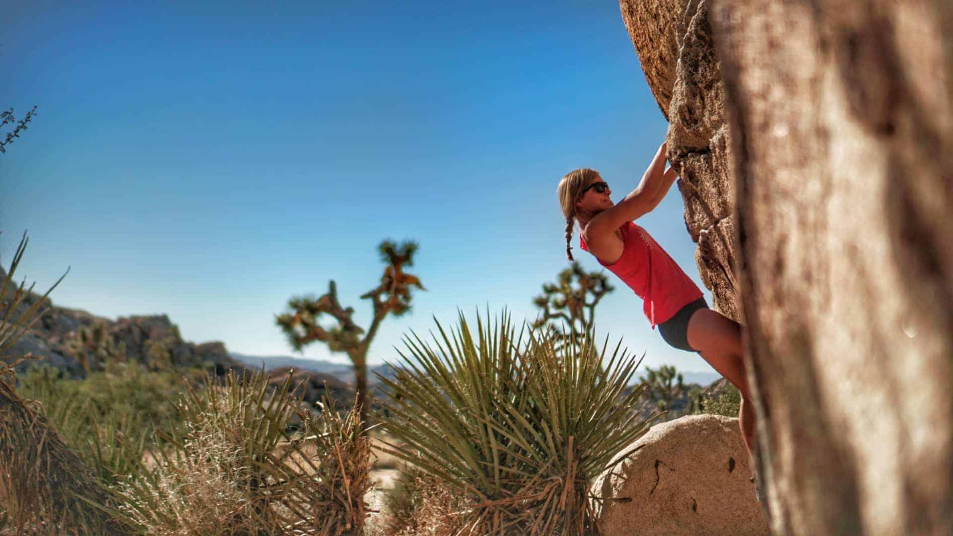 Best Beginner Climbs in Joshua Tree 9 - Beginner Climbs in Joshua Tree