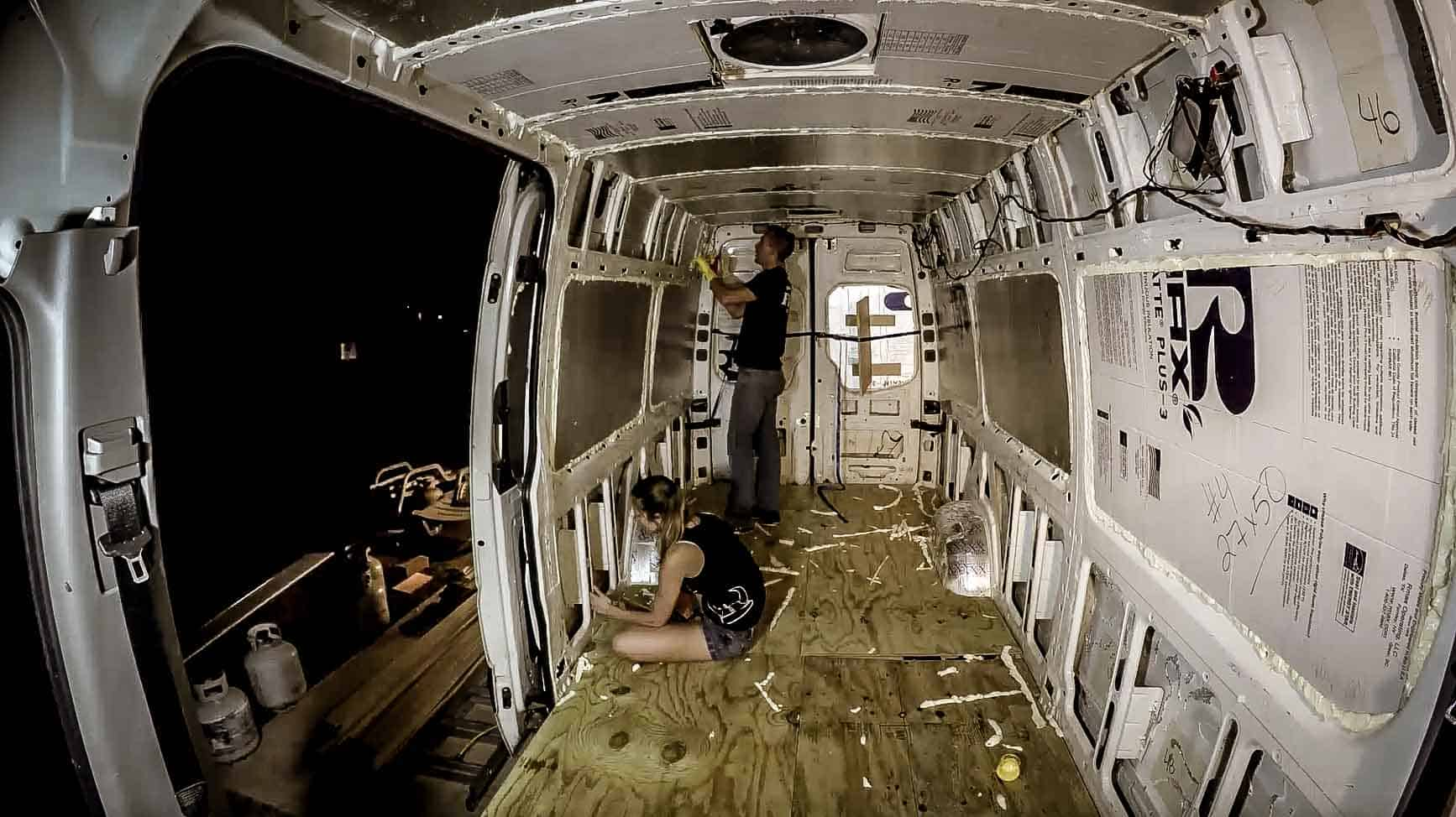 Best Insulation for Campervan-7