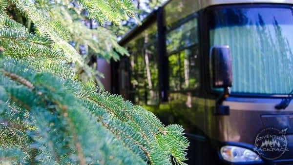 Boondocking Fairbanks 2 - Boondocking in Fairbanks: Beautiful and Cheap Camping