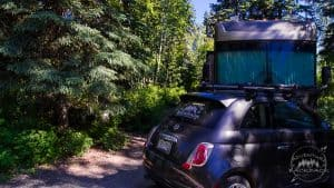 Boondocking in Fairbanks