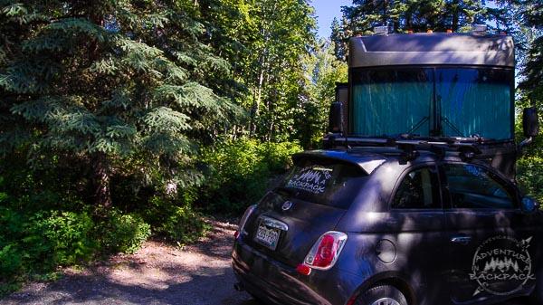 Boondocking Fairbanks 3 - Boondocking in Fairbanks: Beautiful and Cheap Camping