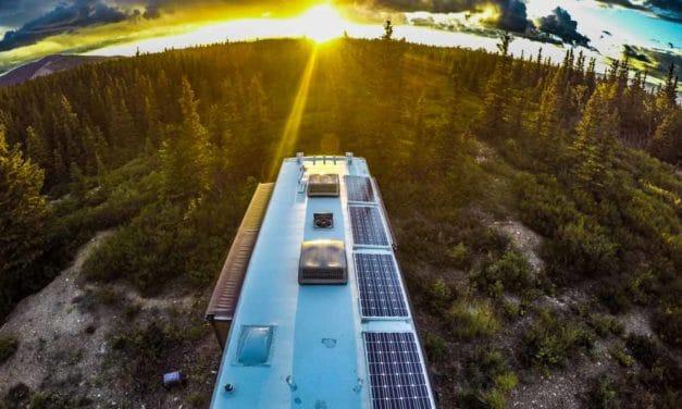 Alaska Boondocking: Free Camping near Denali