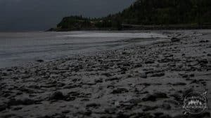 Bore Tide in the Turnagain Arm