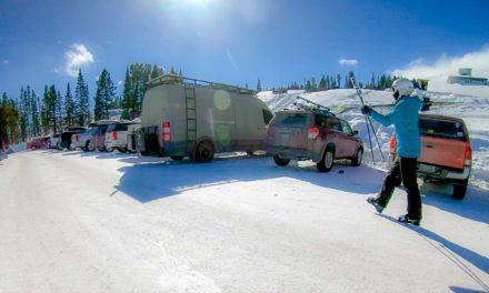 Battling Freezing Temps and Breakdowns in Bozeman