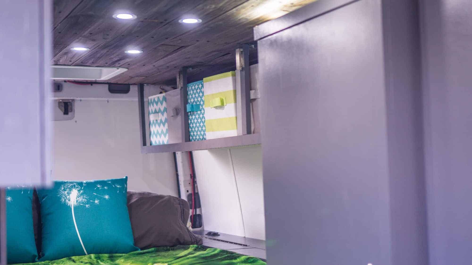 Building Camper Cabinets-15
