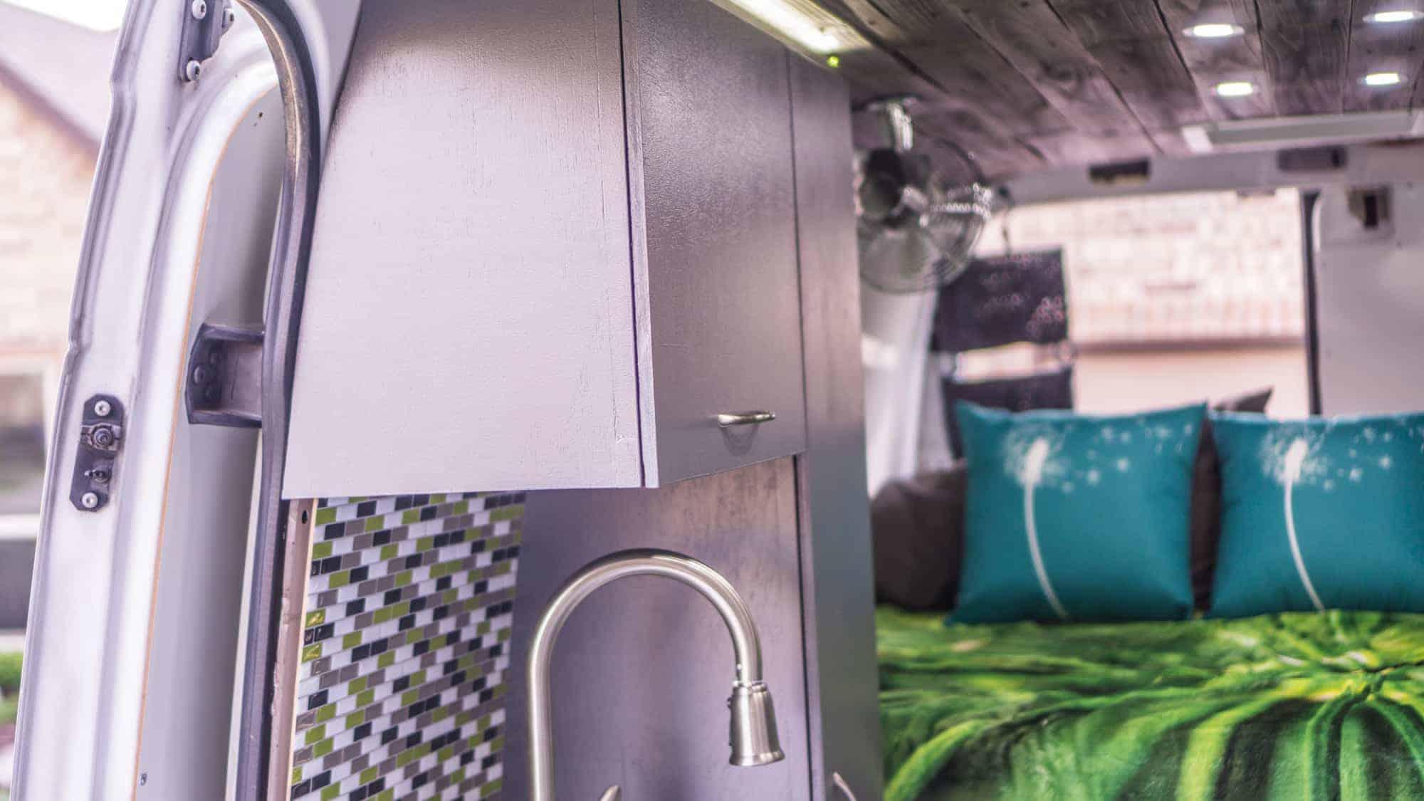Building Camper Cabinets-17