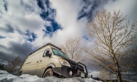Preparing for Van Life in the Winter