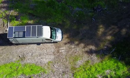 A Complete Guide to Installing Solar on a Campervan