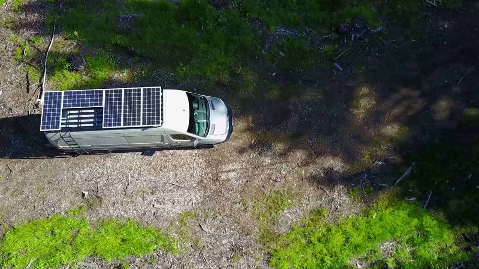 DIY Campervan Solar 6