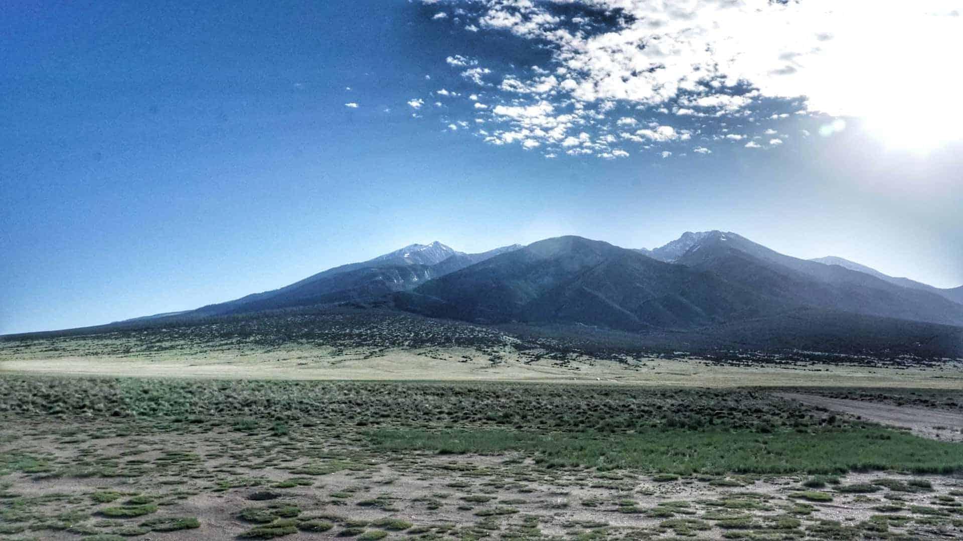 Boondocking Great Sand Dunes National Park 5