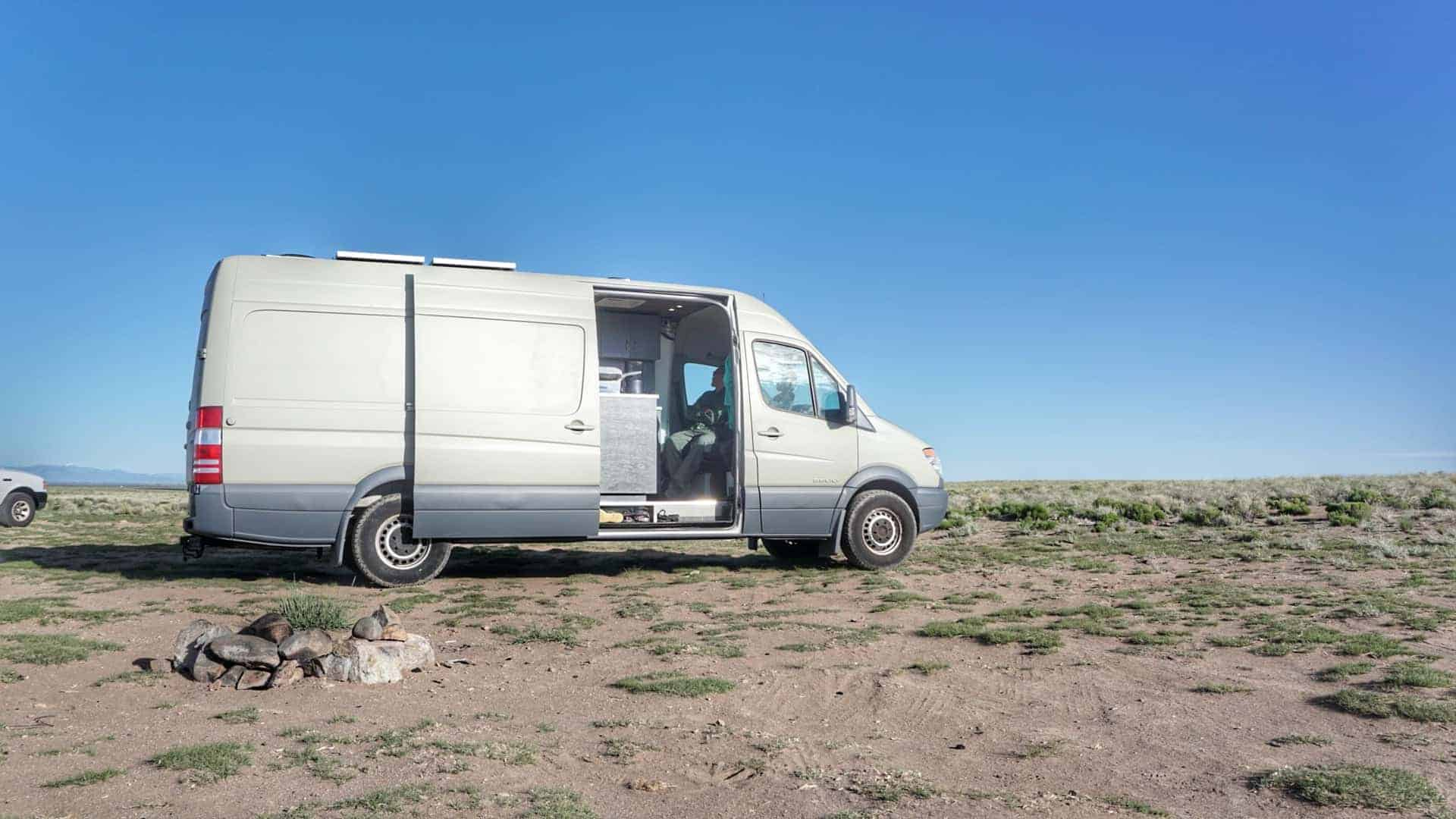 Boondocking Great Sand Dunes National Park 4