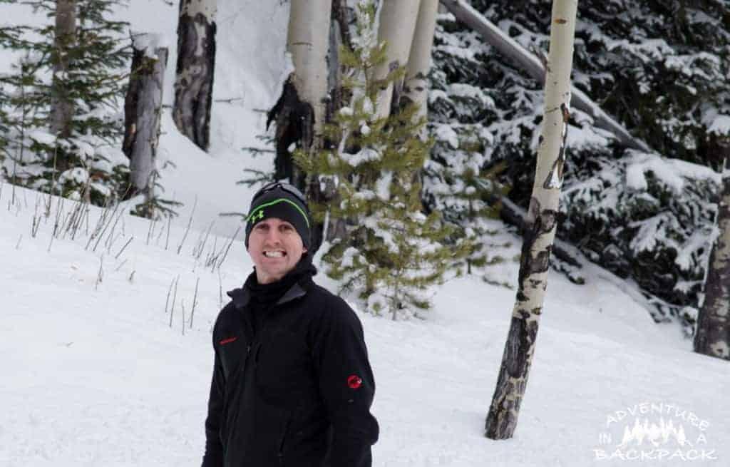 RMNP Snowshoeing
