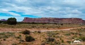 Boondocking in Moab Utah