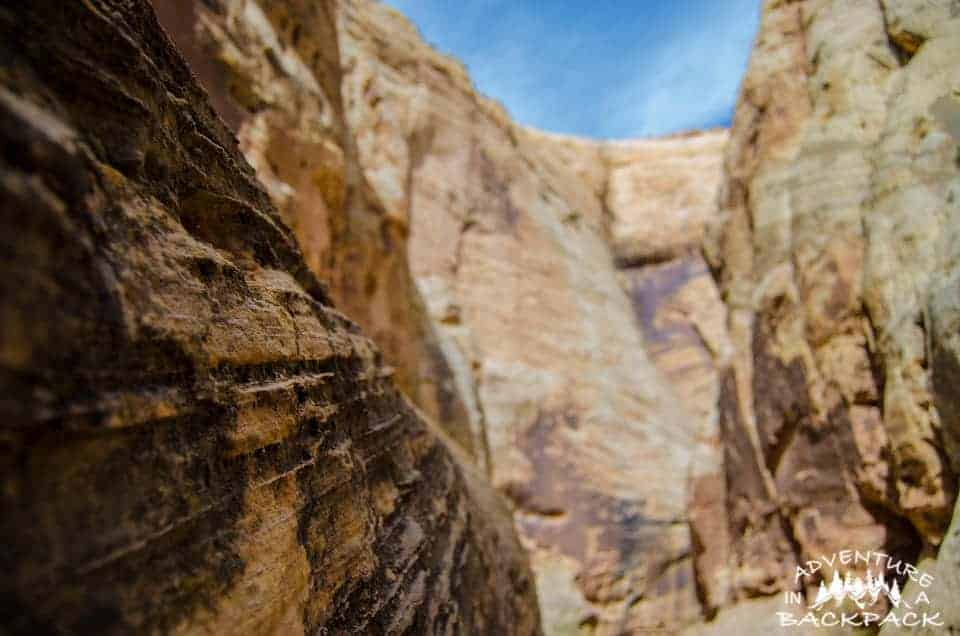 Easy hiking in Capitol Reef National Park