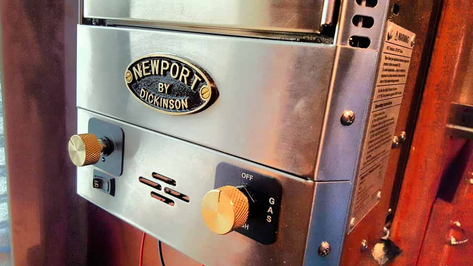 Dickenson Newport p12000 Heater Review