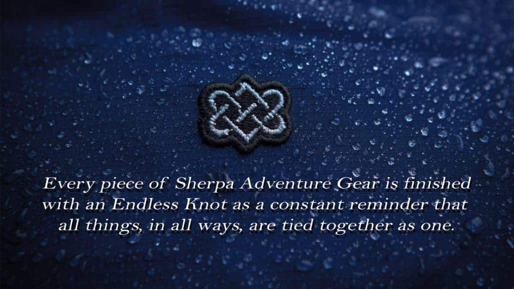 Sherpa Adventure Gear Endless Knot