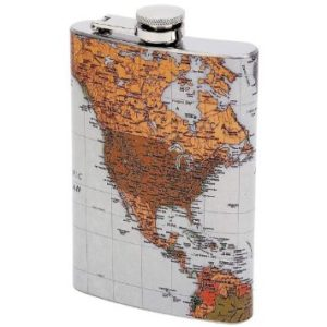 Travel flask