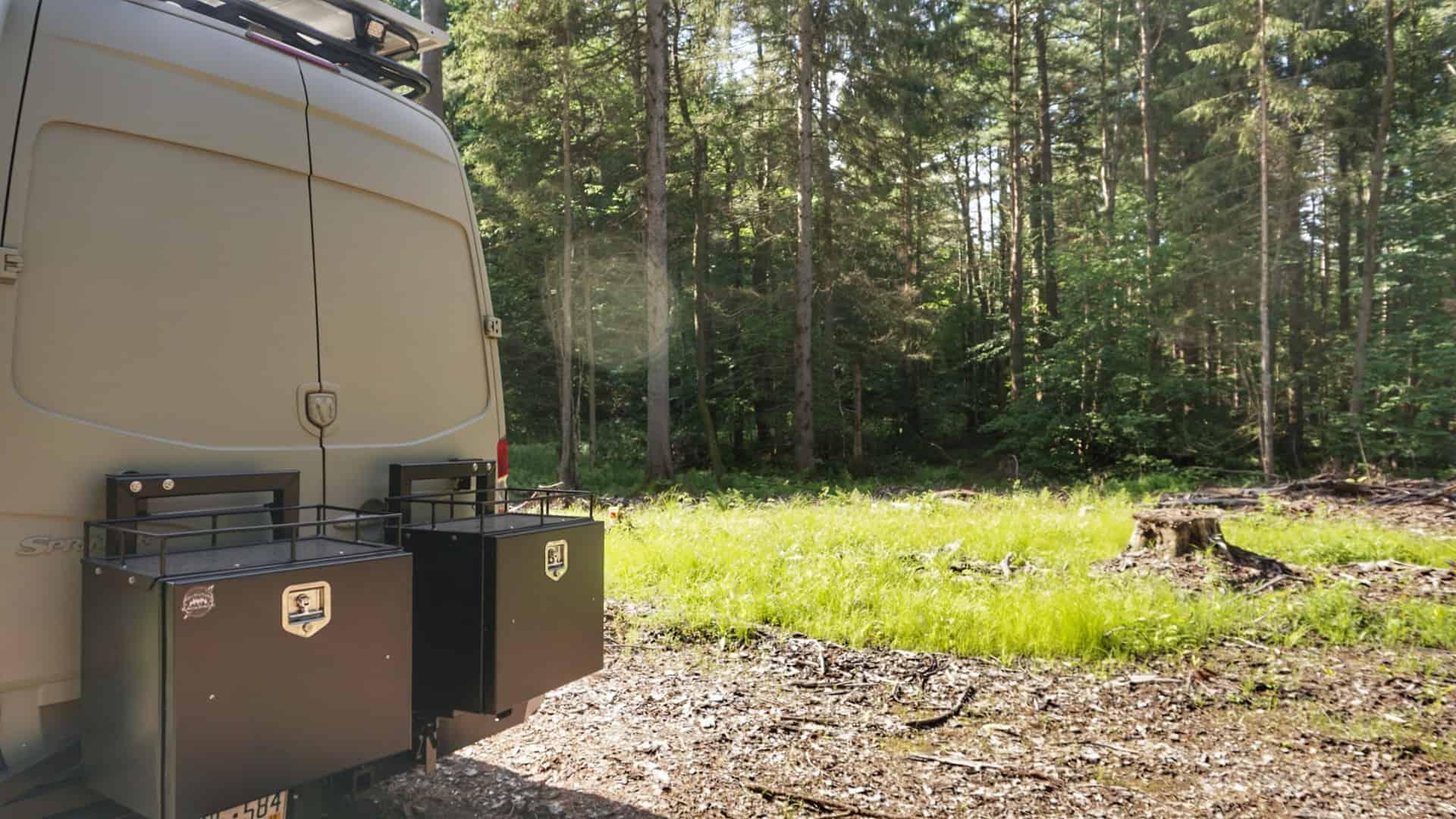 Free Campsite Winona State Forest