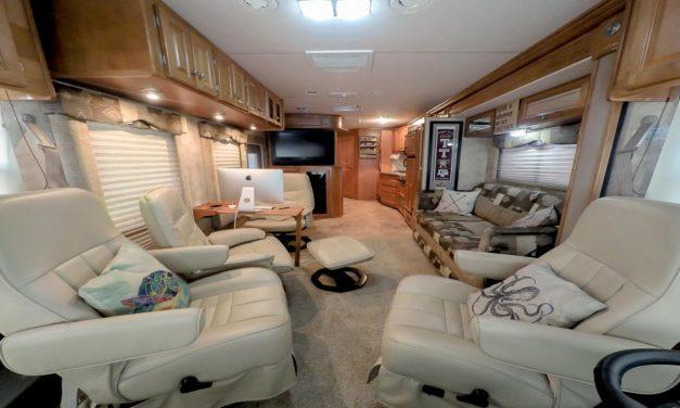 For Sale: Adventure Ready Gulfstream Crescendo