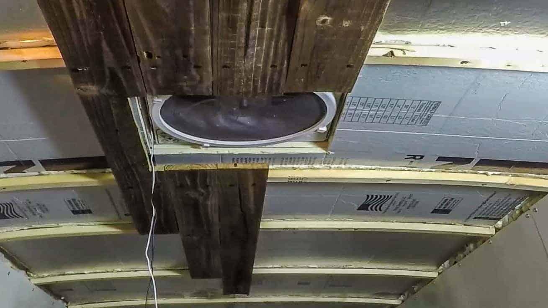 Installing Campervan Ceilings-8
