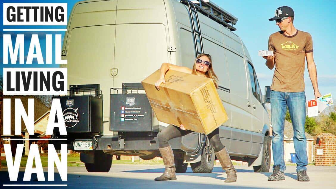 How to Get Mail While Traveling Full Time