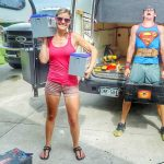 Choosing a Solar Battery Bank for a Camper
