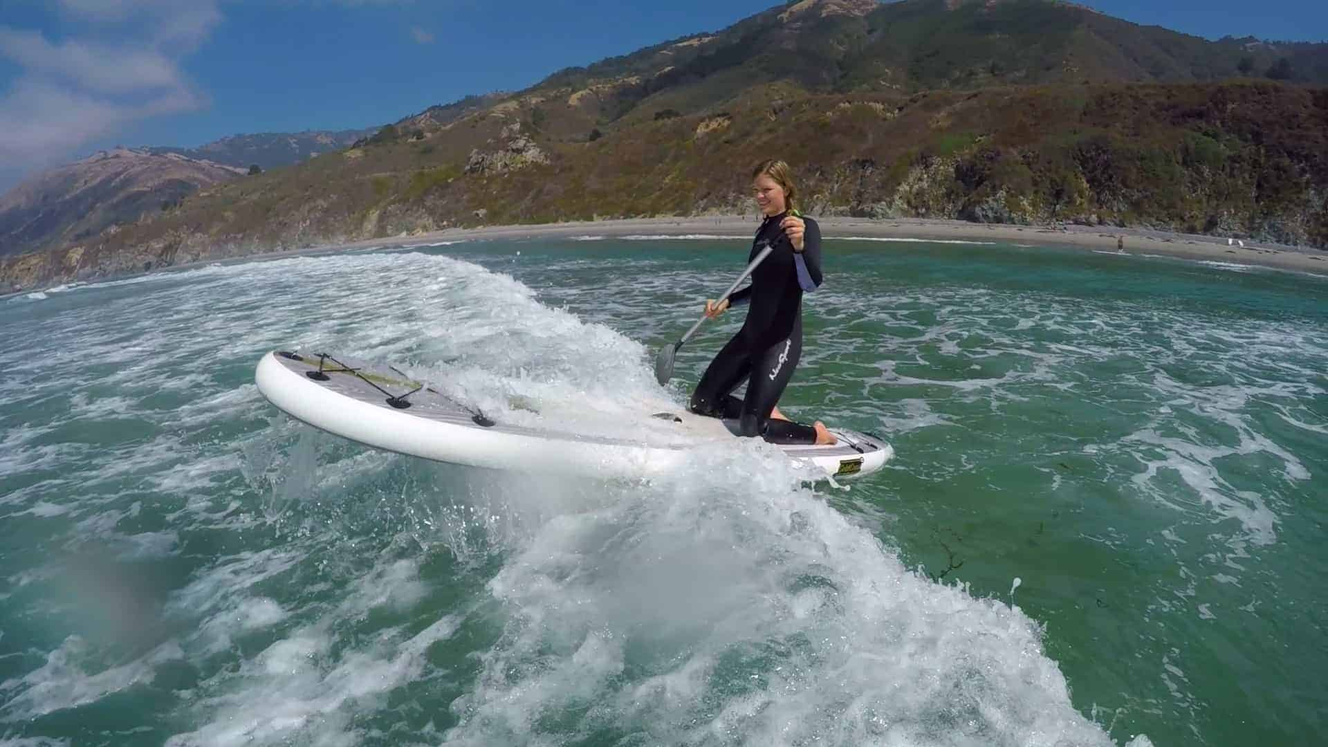 Paddleboard1 - 7 Adventurous Stops on the Pacific Coast Highway