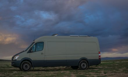 Full Body PlastiDip on Our DIY Sprinter Campervan