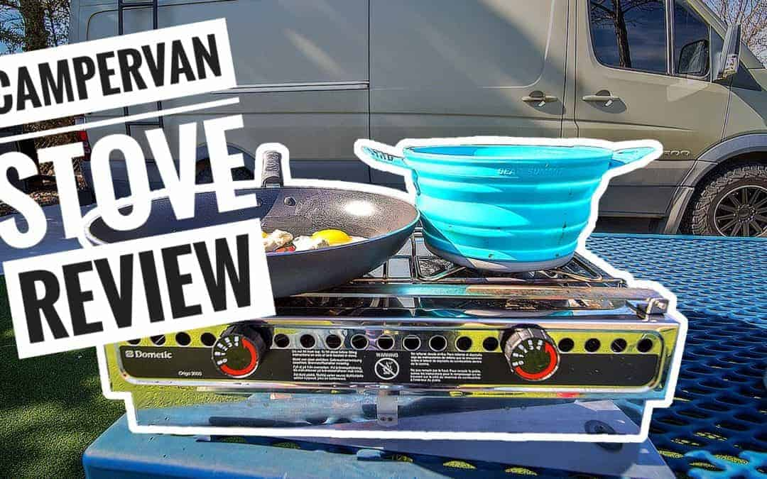 Campervan Stove Review: Dometic Origo 3000