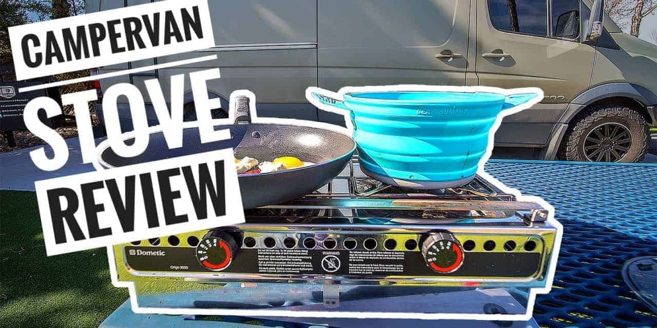 Campervan Stove Review: Dometic Origo 3000