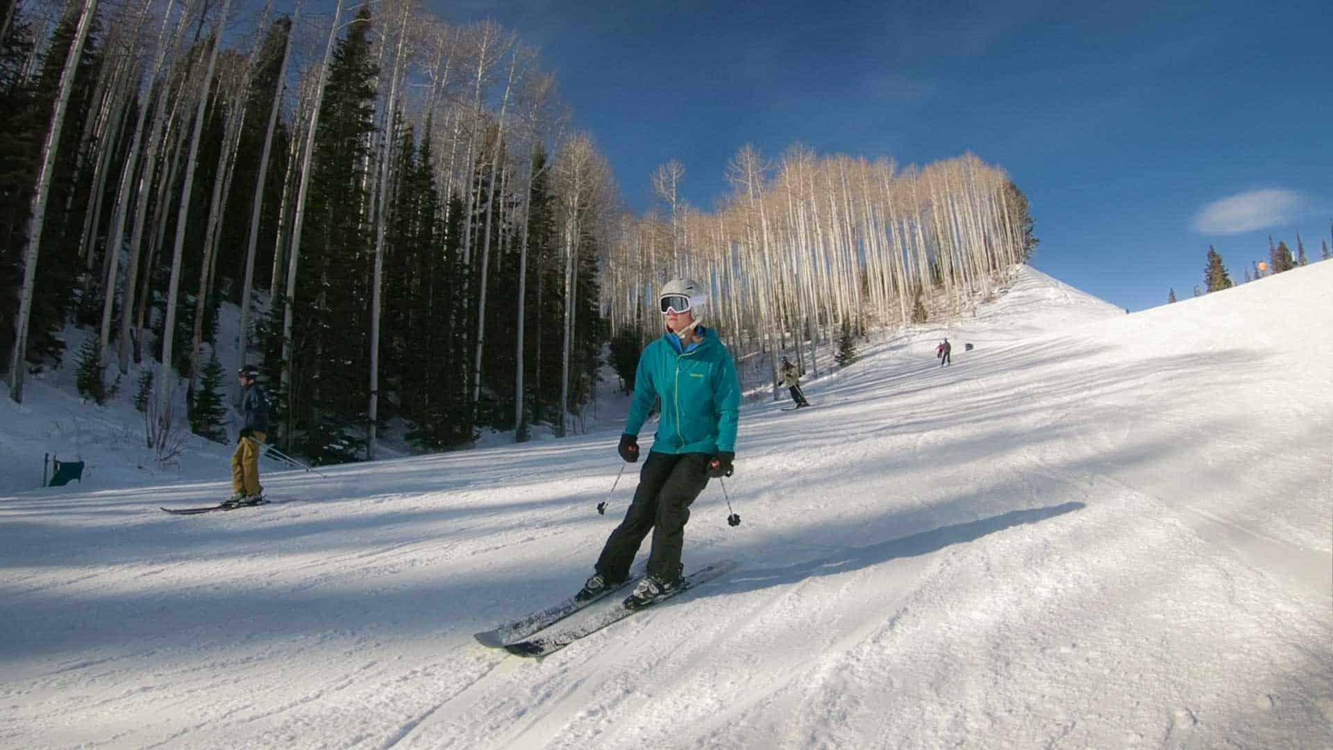 Skiing Park City Mountain Resort-5