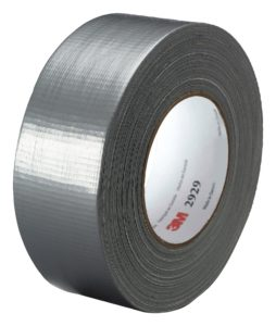 Tape for camping repair kit