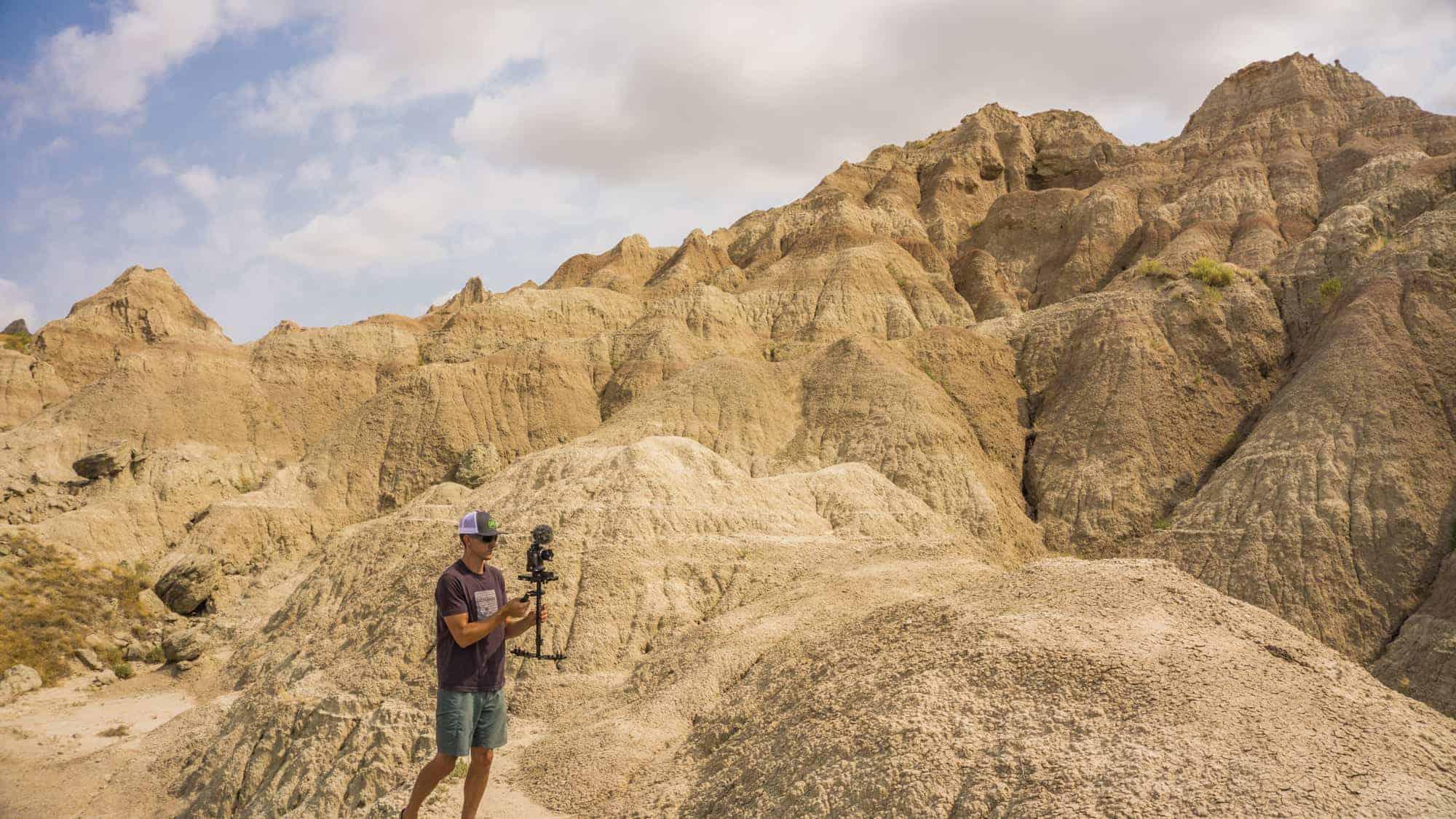 The Badlands National Park-1