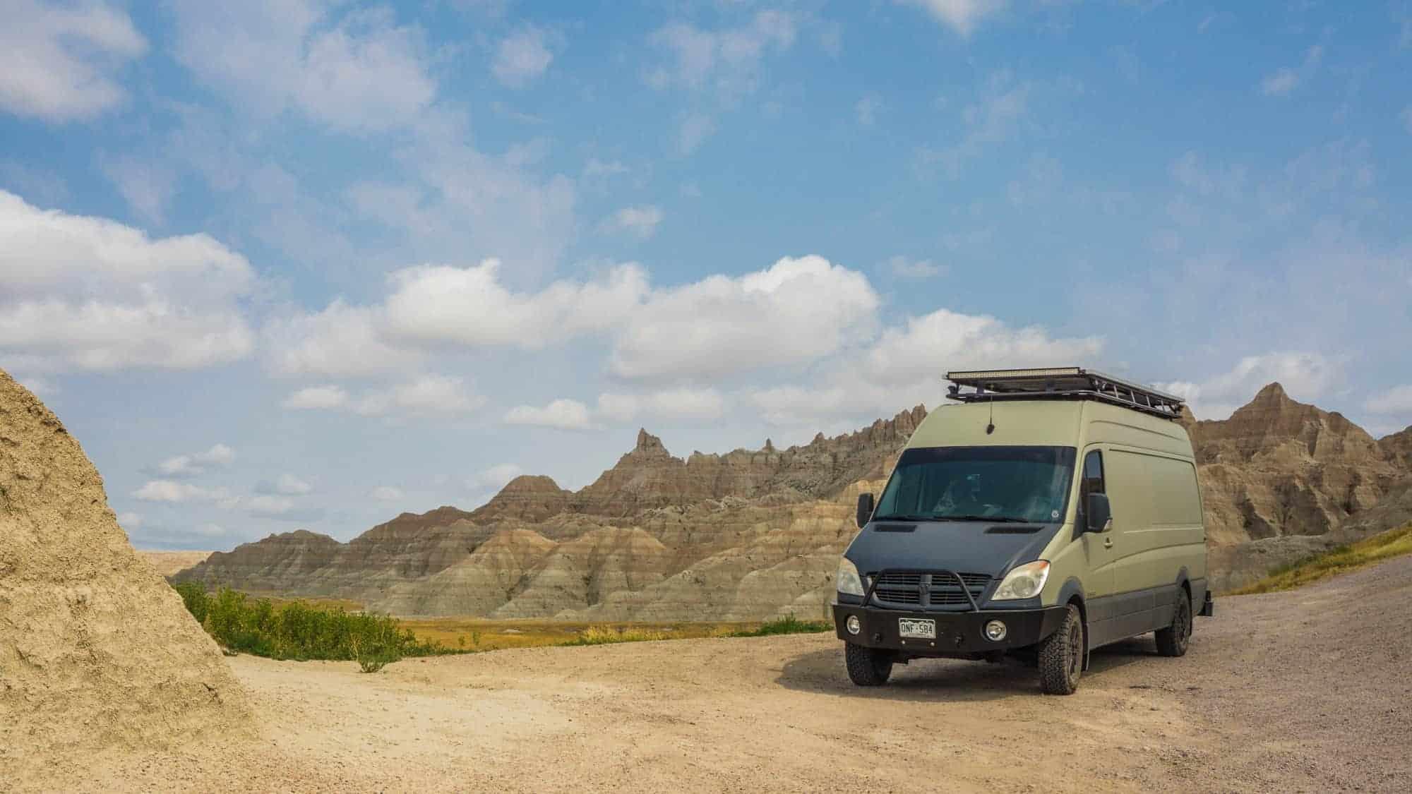 The Badlands National Park-2