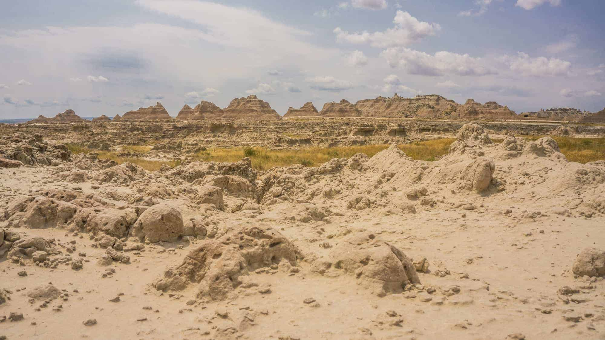 The Badlands National Park-3