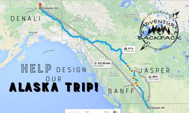 Alaska or BUST!