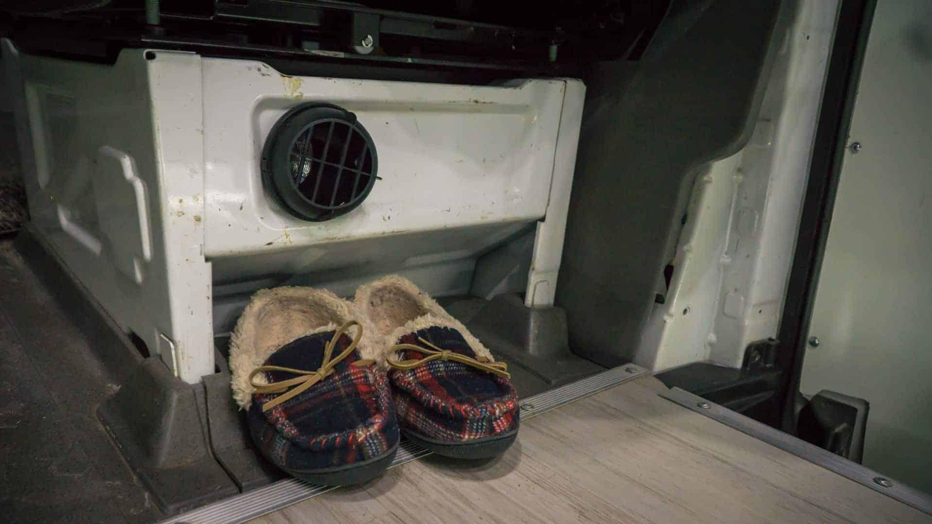 Van Life in Winter 6 - Preparing for Van Life in the Winter