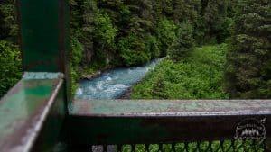 Hand Tram on Winner Creek Trail