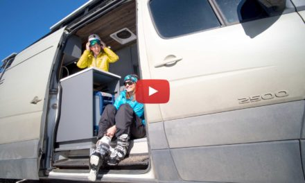 Ep 2 – Sun Valley | Winter Vanlife is More than Skiing Powder