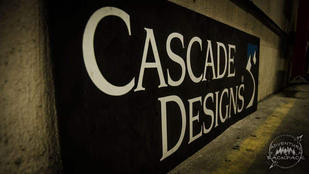 Cascade Designs #KnowYourBrand