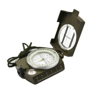 Hiking and backpacking compass