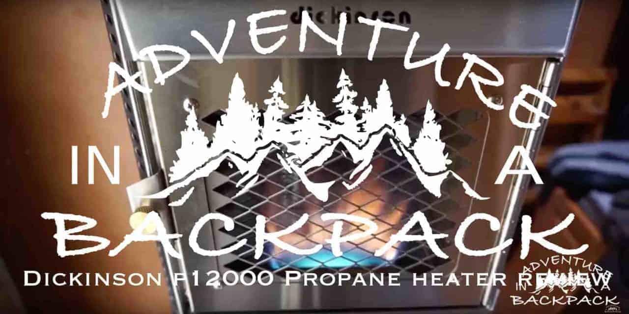 Dickinson P12000 Propane Heater