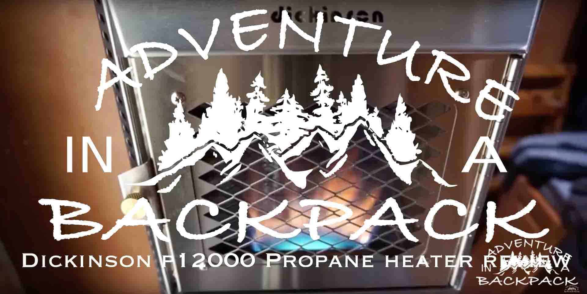 Dickinson P12000 Propane Heater