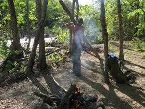 Camping in Mena Arkansas