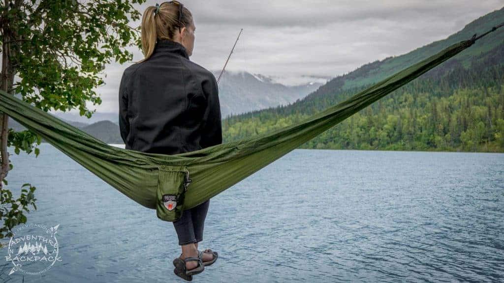 Camping in Moose Pass Alaska