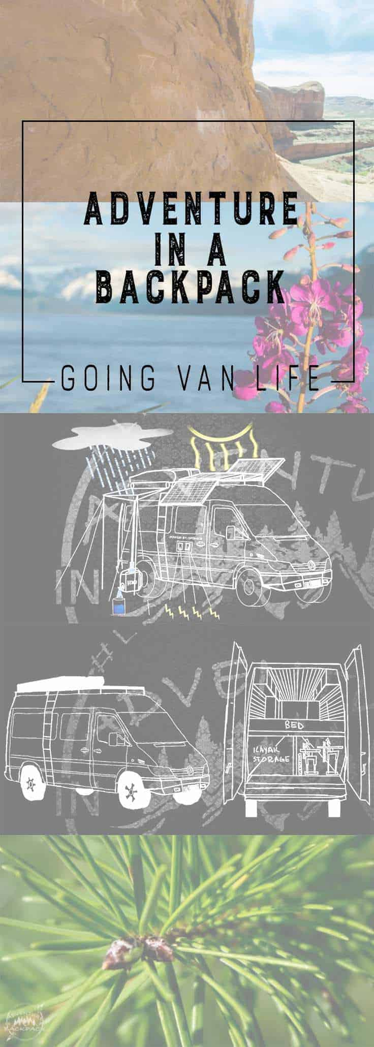 We are building an ADVENTURE VAN!! Follow along in the fun! Van Life | Campervan | Camper Van | Campervan Interior | Adventure Van | Sprinter Van Life | Van Life Ideas